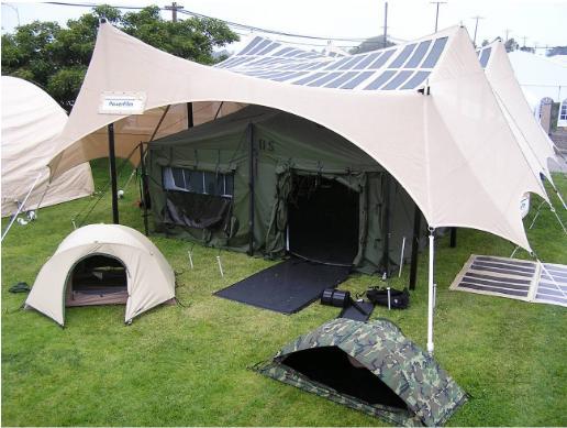 Solar Shelter - ODESEM